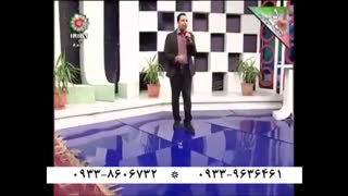 نمونه اجرای خواننده پاپ افتخاری گروه ستارگان طهران