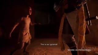 ویدیویی جدید از ماموریتی در Assassin's Creed Origins منتشر شد