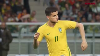 تریلر PES 2018 World Tour Trailer - Brazil