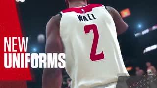 تریلر گیمپلی بازی NBA 2K18؛ گیمشات