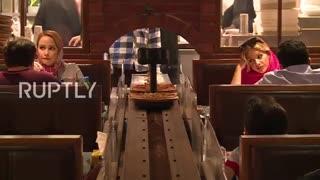 با رستوران روباتیک تهران آَشنا شوید !
