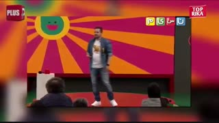 پارک رفتن آزاده نامداری در سوئیس، سوژه خنده خندوانه و تلویزیون/ رفتارهای غیرطبیعی محمود شهریاری با سحر قریشی