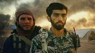 لعنت بر داعش ! شهید بی سر