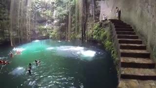 مکان های دیدنی - پارکی رویایی در مکزیک