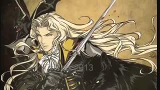 Alucard شخصیت مورد علاقه بعدیم از بازی castlevania samphony of the night