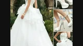 لباس عروس برای چالش سلیقه هدیه جون
