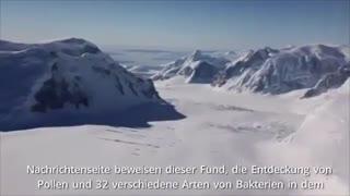 در قطب جنوب اهرامی بسیار شبیه از لحاظ اندازه و شکل به اهرام ثلاثه مصر پیدا شده است