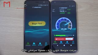 مقایسه سرعت و دوربین دو گوشی HTC U11 و Google Pixel