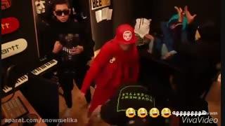 bts-بندری میرقصن...