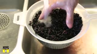 طرز تهیه ترشی یک آب میوه خوشمزه در فودآکادمی