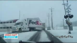 3 ویدئو از تصادفات قطار در 60 ثانیه