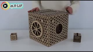 گاو صندوق عجیب