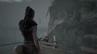 دقایق نخستین از گیم پلی بازی Hellblade: Senua's Sacrifice