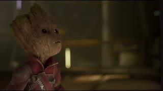 قسمت های حذف شده  فیلم محافظان کشهکشان Guardians of the Galaxy  2