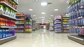 ویدیو کلیپ  طراحی هایپر مارکت - طراحی سوپرمارکت - یخچال فروشگاهی