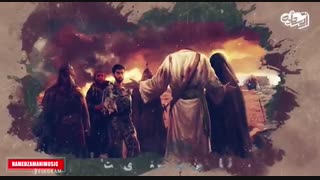 شهید مدافع حرم محسن حججی  کاری از حامد زمانی