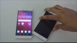 مقایسه باتری Huawei P8وP8 Liteدرmacrotel.ir
