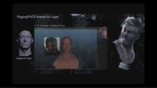پشت صحنه جلوه های ویژه فیلم  Logan