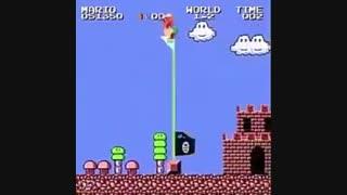 بازی سوپر ماریو(قارچ خور) داعشی