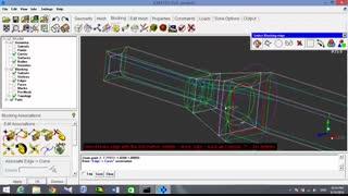 آموزش نرم افزار icem-cfd و fluent و cfd-post به کوشش مهندس احسان الله سعادتی گروه پی تک-درس یازدهم
