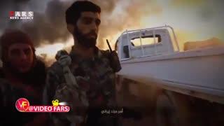 انتقام سخت سپاه از داعش با رمز شهید محسن حججی