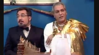 صحنه های به یادماندنی و خنده دار سریال قهوه تلخ قسمت 2