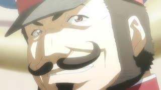 انیمه بسیار زیبای Senjou no Valkyria.قسمت.4