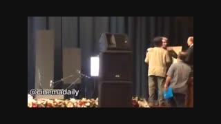 امتناع جعفر پناهی از اهدای جایزه به کارگردان ماجرای نیمروز