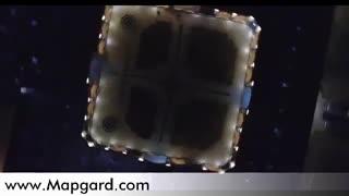 کلیپ ویدیویی زیبا از کاروانسرای عباسی ده نمک