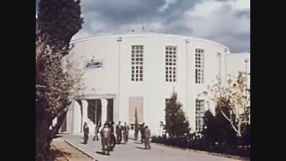 1954 Encyclopaedia Britannica Film Iran Between Two Worlds