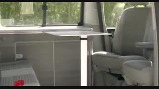 خودرو مسافرتی فولکس واگن