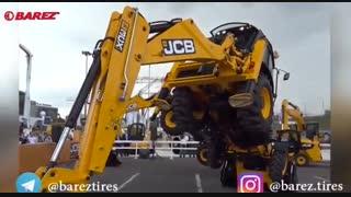 مهارت های رانندگان بیل مکانیکی