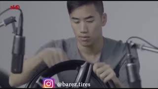 موسیقی با ادوات چرخ