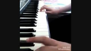 پیانو زدن من کوتاهه میدونم