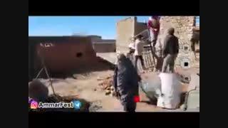 فیلم کوتاه «لبخند» به مناسبت هفتیمن روز شهادت شهید مدافع حرم محسن حججی