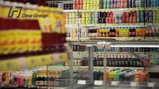 ویدیو کلیپ طراحی هایپر مارکت - طراحی سوپرمارکت - هایپرمارکت تارا