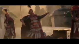 تریلر سینمایی جدید Assassin's Creed Origins در گیمزکام 2017