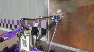 ربات نیمه خودکار مولتی ورکر فالش