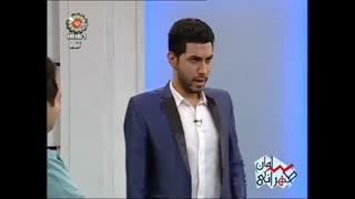 نمونه کار تقلید صدا و شومن سامان طهرانی (گروه ستارگان)