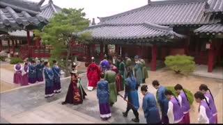 آنونس شماره 1 سریال کره ای ملکه کی (empress ki )