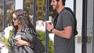 رابطه جنجالی حسن جمیل عربستانی با ریحانا خواننده امریکایی
