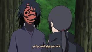 انیمه ناروتو شیپودن|زبان انگلیسی|قسمت 359|زیرنویس فارسی|شب فاجعه (Naruto Shippuden)