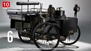 10تا از قدیمی ترین وسایل دنیا