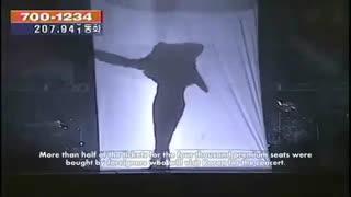 Michael Jackson learns Korean and visiting Korea. 1996-1999. _ مایکل جکسون کره ای یاد میگیره ^_^ اجرای مایکل جکسون در کره جنوبی