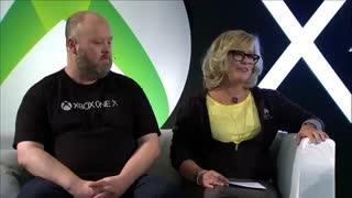 کنفرانس ماکروسافت در گیمزکام 2017