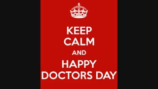 Happy daoctors day❤