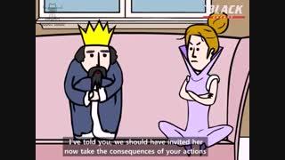انیمیشن جدید سوریلند به نام زیبای خفته