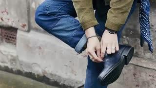جدیدترین مدل های کفش پاییزه ی مردانه