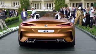 BMW Z4 خودروی لوکس جدید
