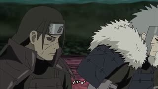 انیمه ناروتو شیپودن|زبان انگلیسی|قسمت 378|زیرنویس فارسی|جینچوریکی ده دم (Naruto Shippuden)